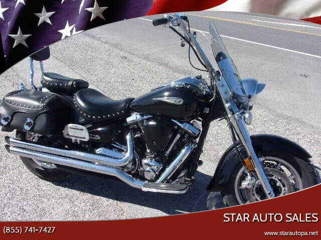 2006 Yamaha Road Star for sale at Star Auto Sales in Fayetteville PA
