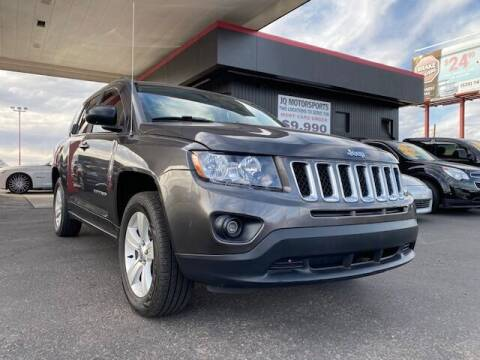2014 Jeep Compass for sale at JQ Motorsports East in Tucson AZ