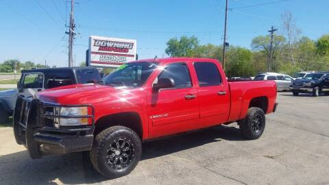 2007 Chevrolet Silverado 2500HD for sale at Downing Auto Sales in Des Moines IA