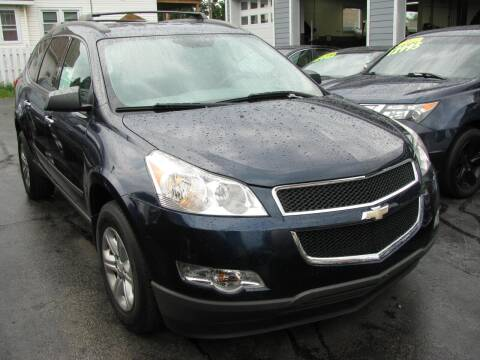 2012 Chevrolet Traverse for sale at CLASSIC MOTOR CARS in West Allis WI