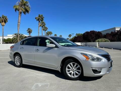 2014 Nissan Altima for sale at OPTED MOTORS in Santa Clara CA