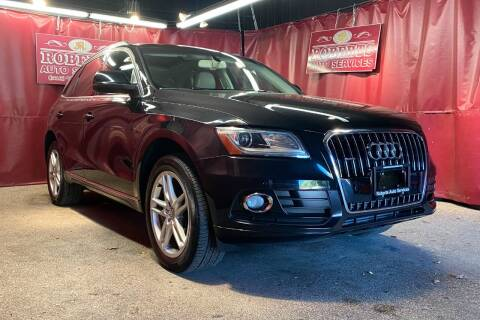 2013 Audi Q5 for sale at Roberts Auto Services in Latham NY