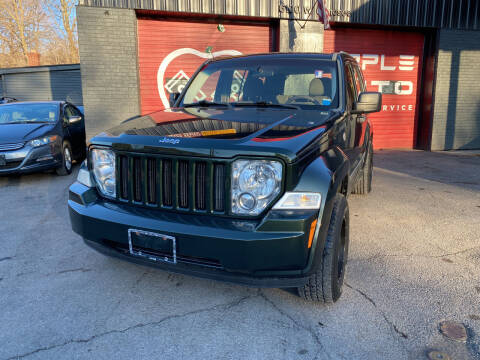 2011 Jeep Liberty for sale at Apple Auto Sales Inc in Camillus NY