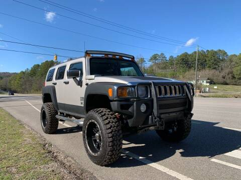 2006 HUMMER H3 for sale at Anaheim Auto Auction in Irondale AL