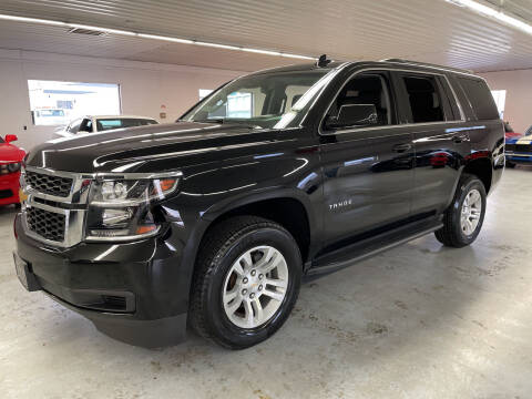 2017 Chevrolet Tahoe for sale at Stakes Auto Sales in Fayetteville PA