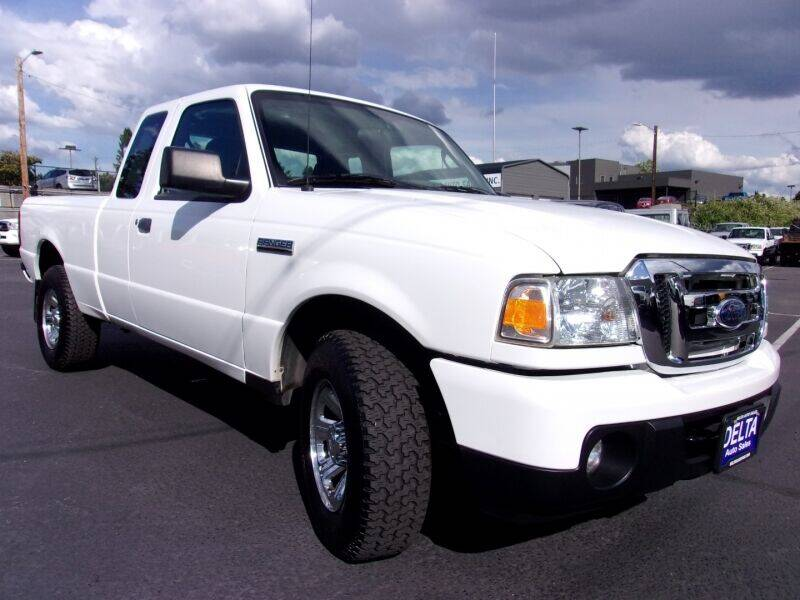 2008 Ford Ranger for sale at Delta Auto Sales in Milwaukie OR