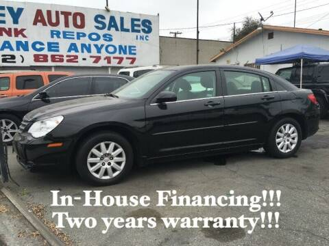 2008 Chrysler Sebring for sale at Sidney Auto Sales in Downey CA