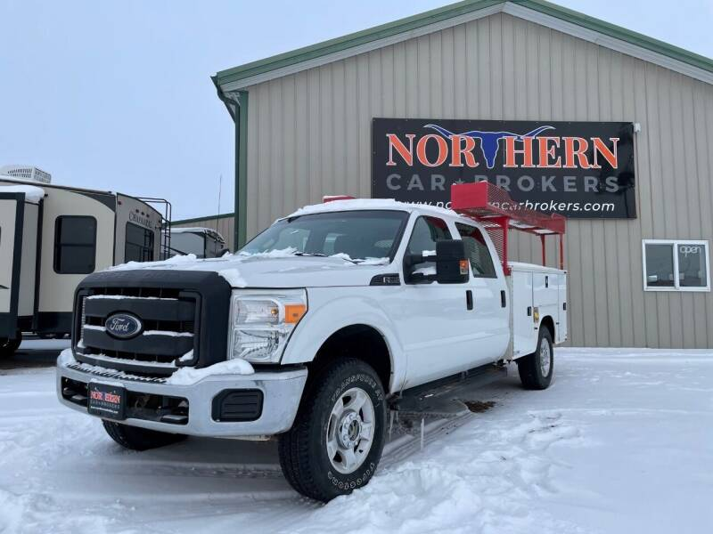 2015 Ford F-350 Super Duty for sale at Northern Car Brokers in Belle Fourche SD