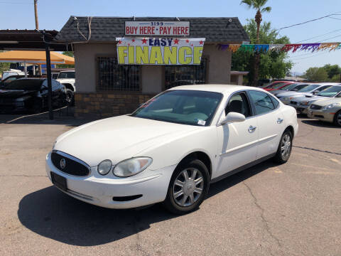 2007 Buick LaCrosse for sale at Valley Auto Center in Phoenix AZ