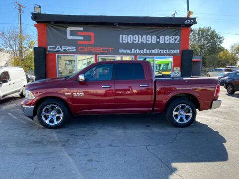 2014 RAM Ram Pickup 1500 for sale at Cars Direct in Ontario CA