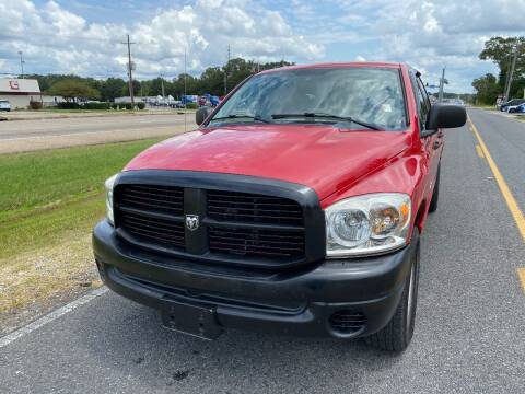 2008 Dodge Ram Pickup 1500 for sale at Double K Auto Sales in Baton Rouge LA