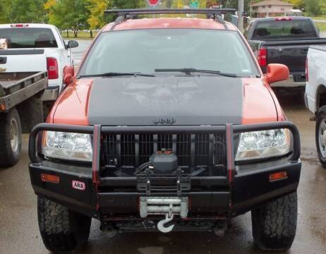 2004 Jeep Grand Cherokee for sale at Central City Auto West in Lewistown MT