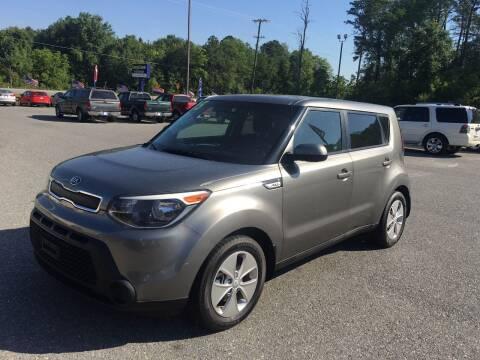2015 Kia Soul for sale at Georgia Carmart in Douglas GA