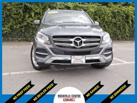 2019 Mercedes-Benz GLE for sale at Rockville Centre GMC in Rockville Centre NY