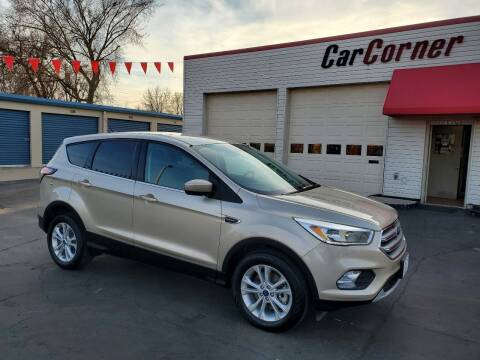 2017 Ford Escape for sale at Car Corner in Mexico MO
