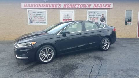 2019 Ford Fusion for sale at Auto Martt, LLC in Harrodsburg KY