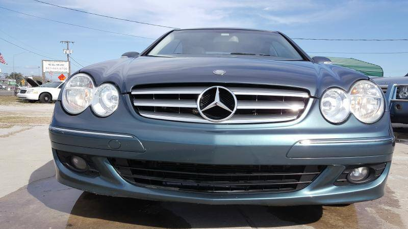2007 Mercedes-Benz CLK for sale at Warren's Auto Sales, Inc. in Lakeland FL