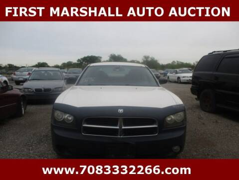 2007 Dodge Charger for sale at First Marshall Auto Auction in Harvey IL