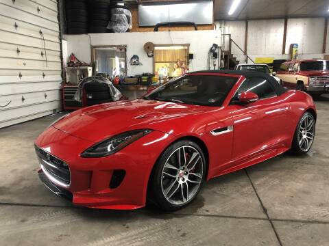 2017 Jaguar F-TYPE for sale at T James Motorsports in Gibsonia PA