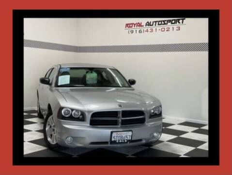 2006 Dodge Charger for sale at Royal AutoSport in Sacramento CA