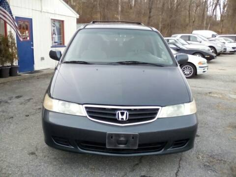 2004 Honda Odyssey for sale at Rooney Motors in Pawling NY