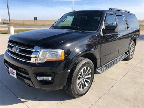 2017 Ford Expedition EL for sale at Karl Pre-Owned in Glidden IA