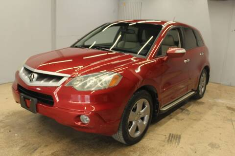 2007 Acura RDX for sale at Flash Auto Sales in Garland TX