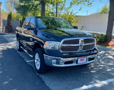 2014 RAM Ram Pickup 1500 for sale at High Line Auto Sales of Salem in Salem NH