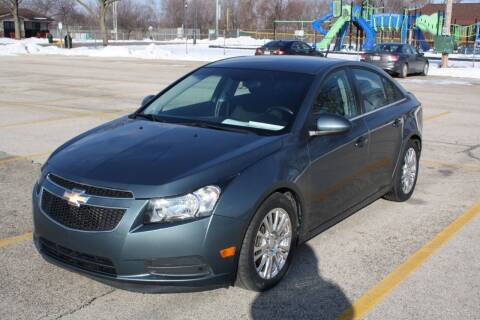 2012 Chevrolet Cruze for sale at A-Auto Luxury Motorsports in Milwaukee WI