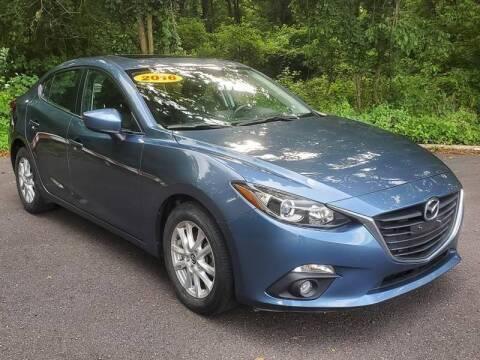 2016 Mazda MAZDA3 for sale at ELIAS AUTO SALES in Allentown PA