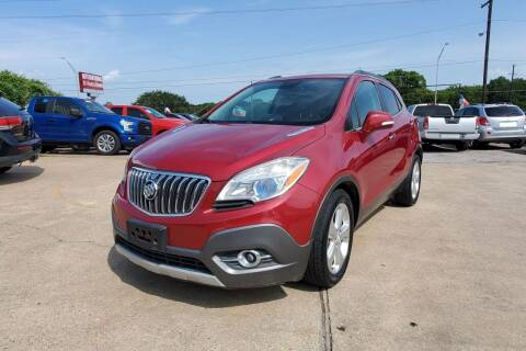 2015 Buick Encore for sale at International Auto Sales in Garland TX
