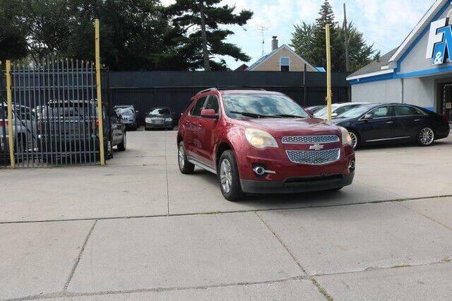 2010 Chevrolet Equinox for sale at F & M AUTO SALES in Detroit MI
