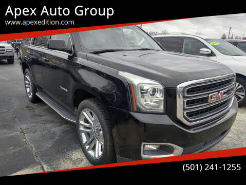 2016 GMC Yukon for sale at Apex Auto Group in Cabot AR