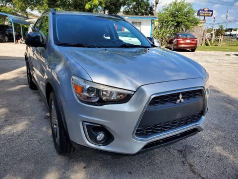 2013 Mitsubishi Outlander Sport for sale at Tony's Auto Plex in San Antonio TX