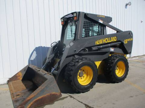 2005 New Holland LS 185B SKID STEER for sale at Grand Valley Motors in West Fargo ND
