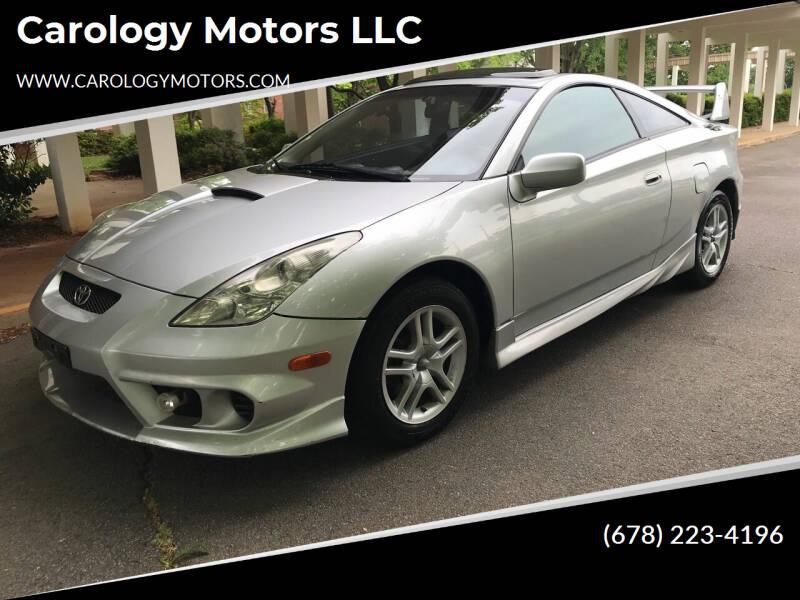 2003 Toyota Celica for sale in Marietta, GA