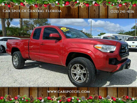 2016 Toyota Tacoma for sale at Car Spot Of Central Florida in Melbourne FL