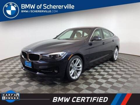2018 BMW 3 Series for sale at BMW of Schererville in Shererville IN