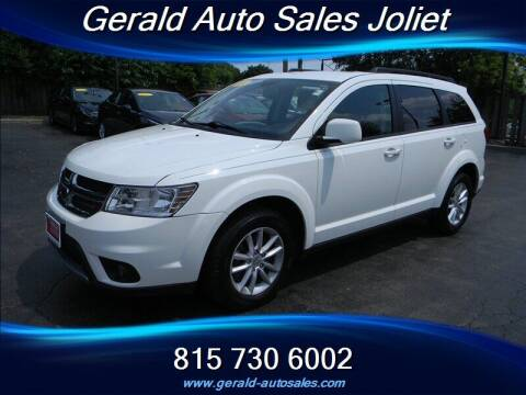 2014 Dodge Journey for sale at Gerald Auto Sales in Joliet IL