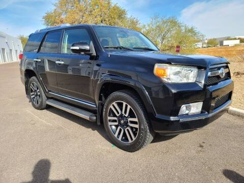 2011 Toyota 4Runner for sale at NEW UNION FLEET SERVICES LLC in Goodyear AZ