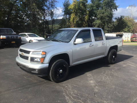 2011 Chevrolet Colorado for sale at AFFORDABLE AUTO SVC & SALES in Bath NY