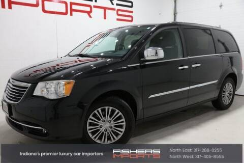 2014 Chrysler Town and Country for sale at Fishers Imports in Fishers IN