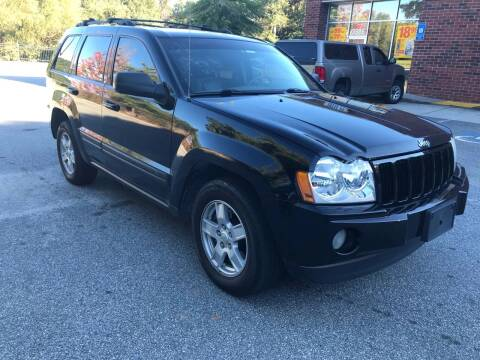 2006 Jeep Grand Cherokee for sale at CAR STOP INC in Duluth GA