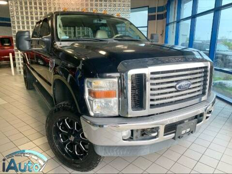 2009 Ford F-350 Super Duty for sale at iAuto in Cincinnati OH