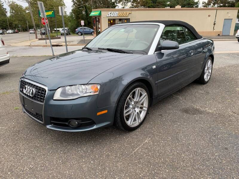 2009 Audi A4 for sale at Jerusalem Auto Inc in North Merrick NY