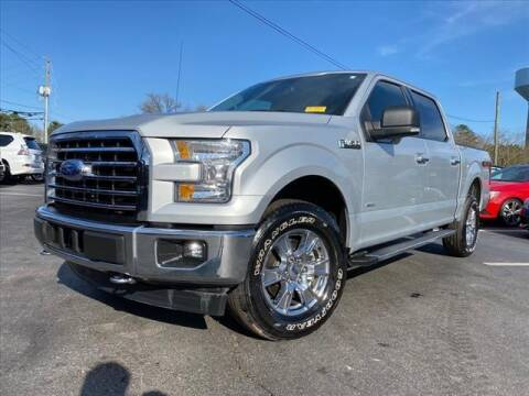 2017 Ford F-150 for sale at iDeal Auto in Raleigh NC