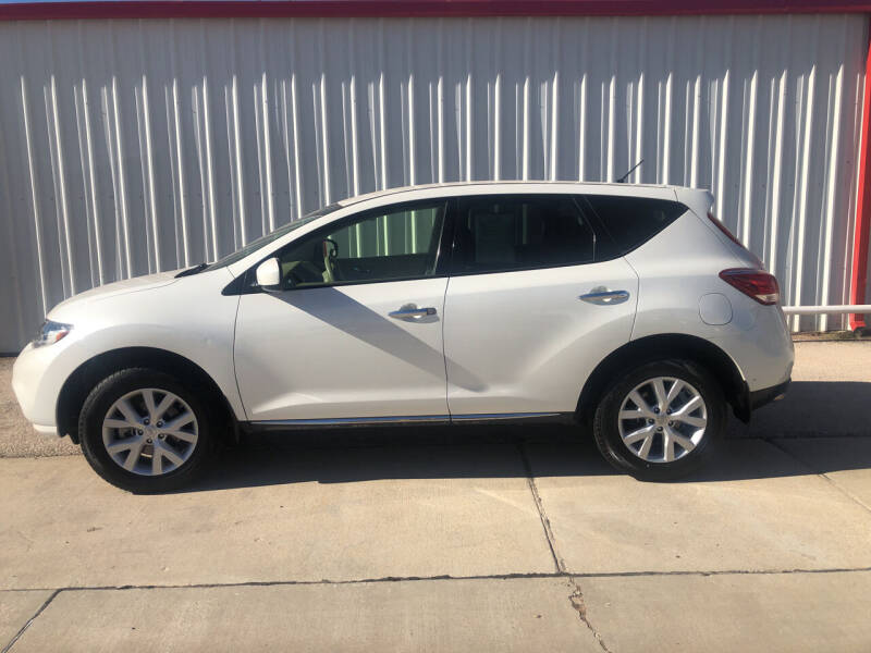2012 Nissan Murano for sale at WESTERN MOTOR COMPANY in Hobbs NM