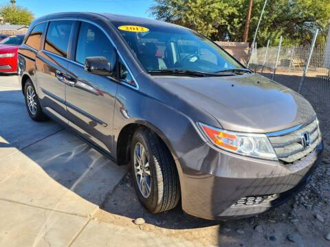 2012 Honda Odyssey for sale at A AND A AUTO SALES in Gadsden AZ