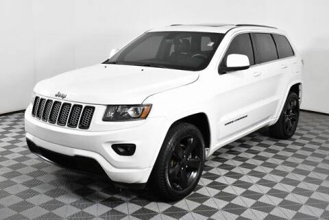 2015 Jeep Grand Cherokee for sale at Southern Auto Solutions-Jim Ellis Volkswagen Atlan in Marietta GA