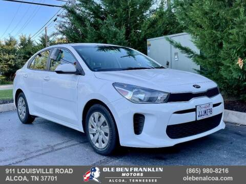 2019 Kia Rio for sale at Ole Ben Franklin Motors Clinton Highway in Knoxville TN